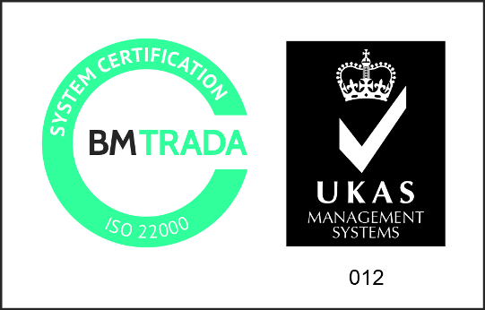 ISO Certification Banner